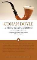 Frasi di Il ritorno di Sherlock Holmes