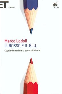 Libro Il rosso e il blu
