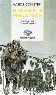 Libro Il sergente nella neve