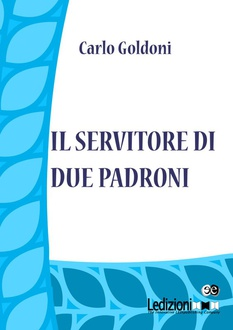 Libro Il servitore di due padroni