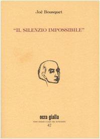 Libro Il silenzio impossibile