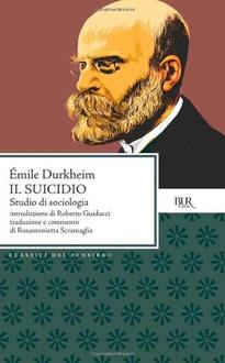 Libro Il suicidio. Studio di sociologia