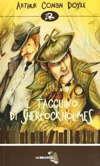 Libro Il taccuino di Sherlock Holmes
