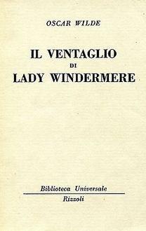 Libro Il ventaglio di lady Windermere