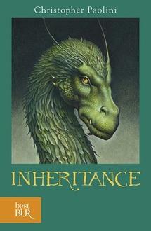 Libro Inheritance: Il ciclo dell'eredità