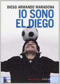 Libro Io sono El Diego