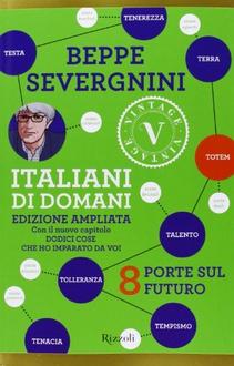 Libro Italiani di domani: otto porte sul futuro