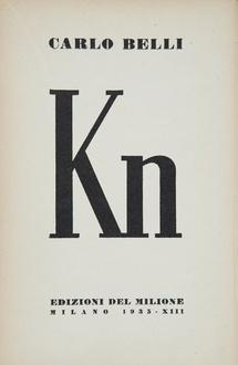 Libro Kn