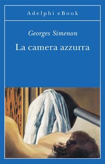 Libro La camera azzurra