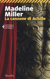 Libro La canzone di Achille