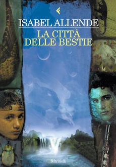 Libro La città delle bestie