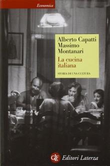 Libro La cucina italiana: Storia di una cultura
