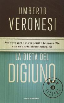 Libro La dieta del digiuno