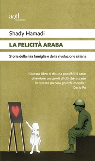 Libro La felicità araba