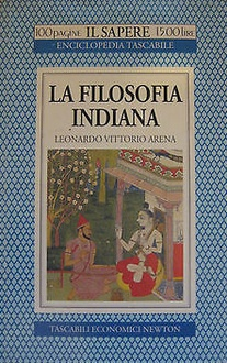 Libro La filosofia indiana