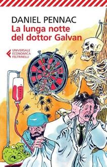 Libro La lunga notte del dottor Galvan