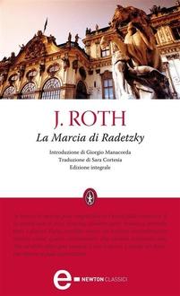 Libro La Marcia di Radetzky