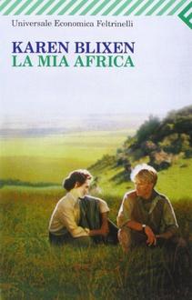 Libro La mia Africa