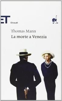 Libro La morte a Venezia