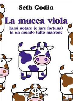 Libro La mucca viola