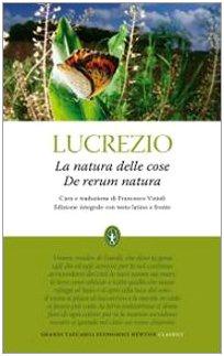 Libro La natura delle cose. De rerum natura