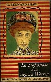 Libro La professione della signora Warren