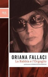 Risultati immagini per La rabbia e l'orgoglio di Oriana Fallaci
