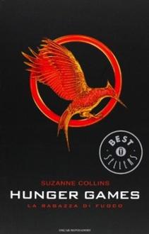 Libro La ragazza di fuoco. Hunger games