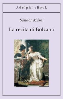 Libro La recita di Bolzano