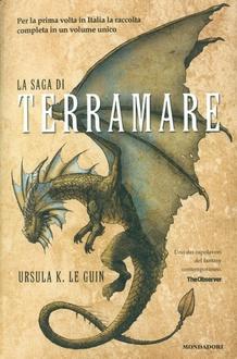 Libro La saga di Terramare