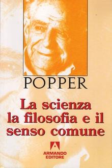Libro La scienza la filosofia e il senso comune