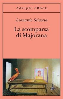 Libro La scomparsa di Majorana