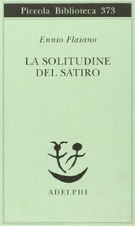 Libro La solitudine del satiro