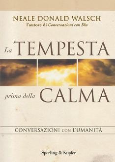 Libro La tempesta prima della calma