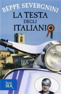 Libro La testa degli italiani