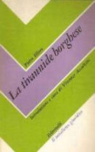 Libro La tirannide borghese