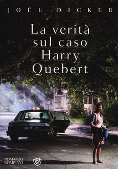 Libro La verità sul caso Harry Quebert