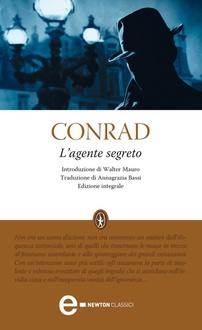 Libro L'agente segreto