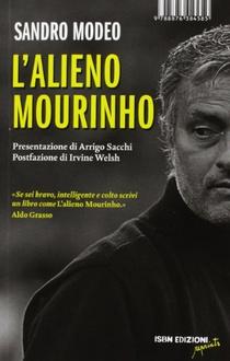 Libro L'alieno Mourinho