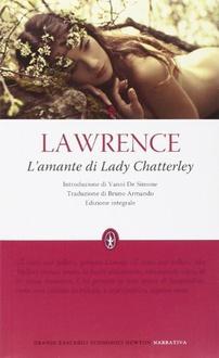 Libro L'amante di Lady Chatterley