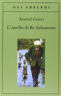 Libro L'anello di Re Salomone