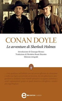 Frasi di Le avventure di Sherlock Holmes