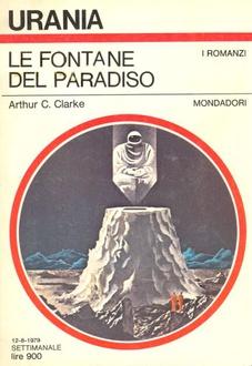 Libro Le fontane del Paradiso