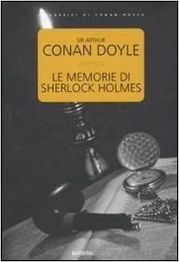 Libro Le memorie di Sherlock Holmes