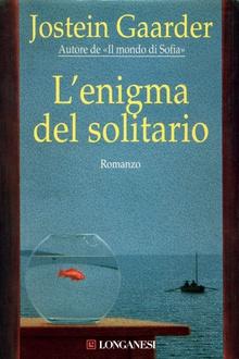 Libro L'enigma del solitario