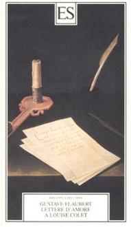 Libro Lettere d'amore a Louise Colet