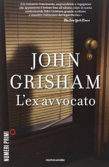 Libro L'ex avvocato