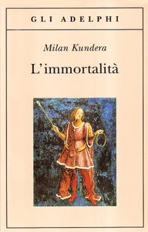 Libro L'immortalità