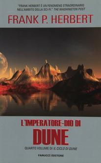 Libro L'Imperatore-Dio di Dune
