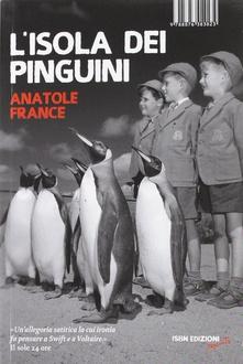 Libro L'isola dei pinguini